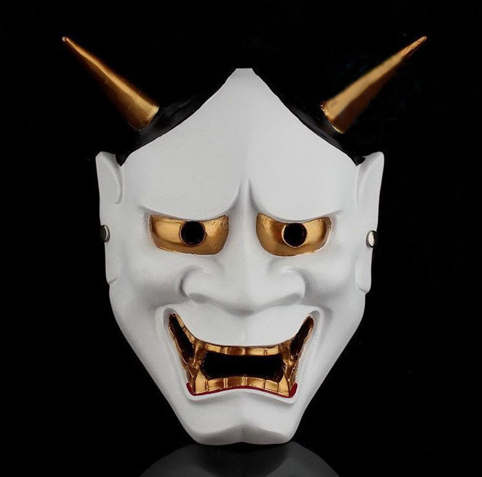Hannya (般若) mask