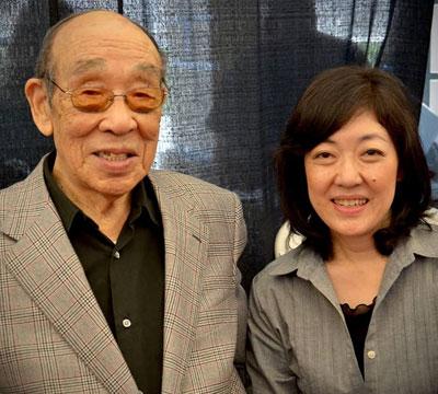 Haruo & Sonoe Nakajima