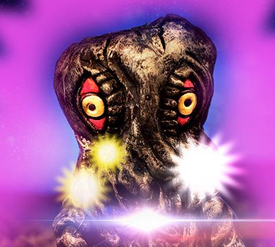MyKaiju Godzilla   Hedorah Transforms