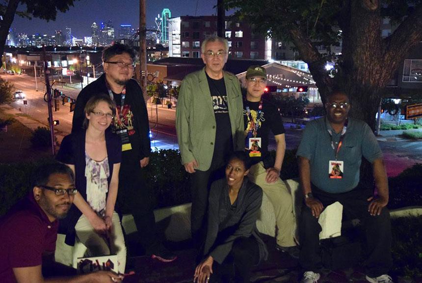 Shinji Higuchi and Keiichi Sakurai and Monster Attack Team