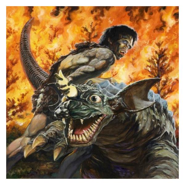 The Art Of Godzilla Mykaiju