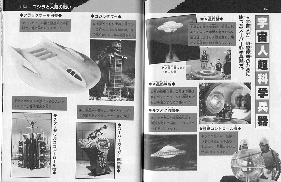 決定版ゴジラ入門 Definitive Edition Godzilla Introduction