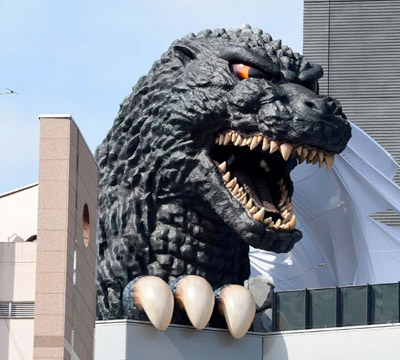 MyKaiju Godzilla | Planning a trip to Japan