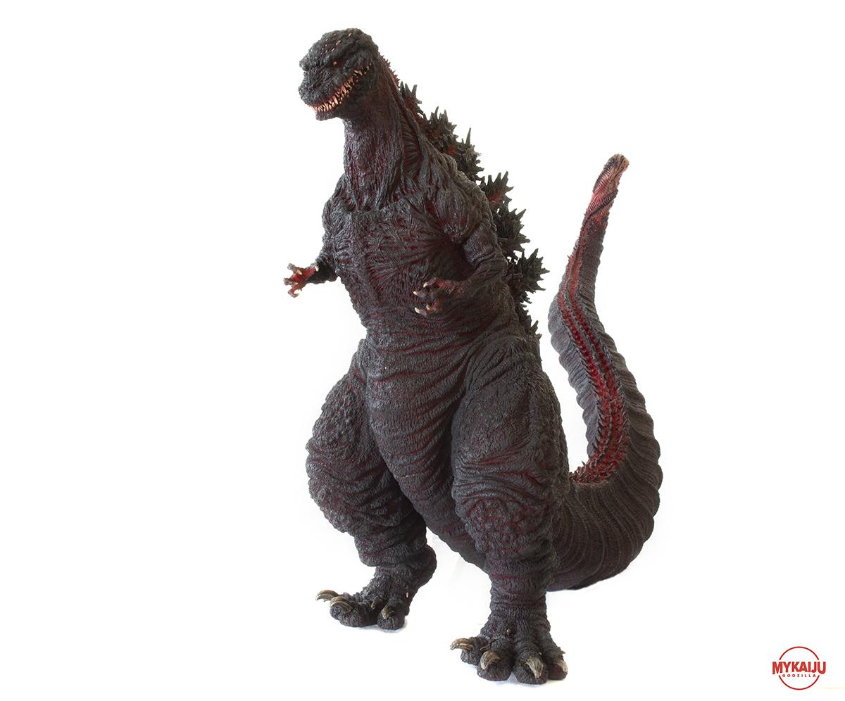 Kaiyodo Shin Godzilla Replica Figure