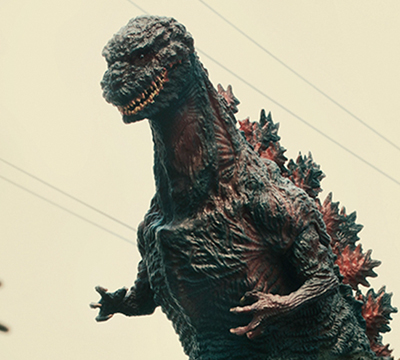 MyKaiju Godzilla | Landing in Kamakura