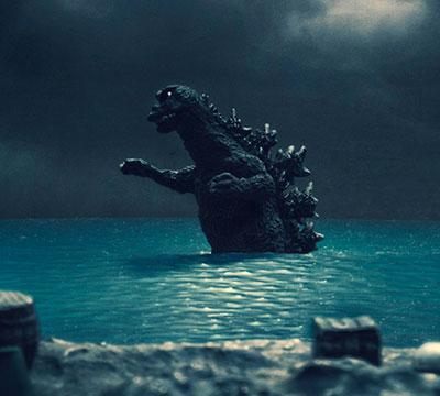 Ken's Dream Godzilla vs Hedorah