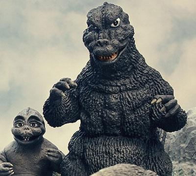 MyKaiju Godzilla   Kumonga