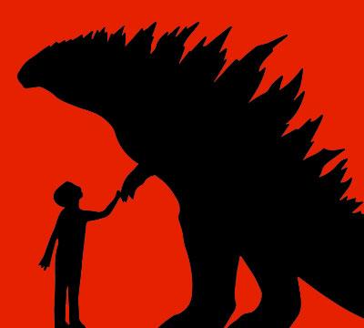 MyKaiju Godzilla   Making A Logo