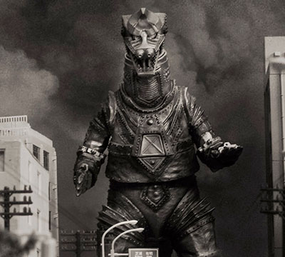 MyKaiju Godzilla | MechaGodzilla Street View