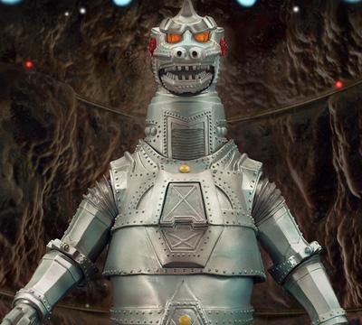MyKaiju Godzilla   MechaGodzilla in Secret Base