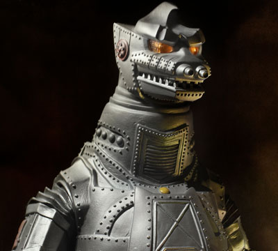 MechaGodzilla Revealed
