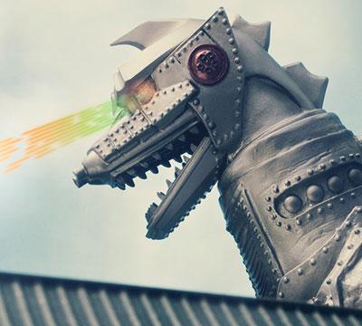 MyKaiju Godzilla | MechaGodzilla II