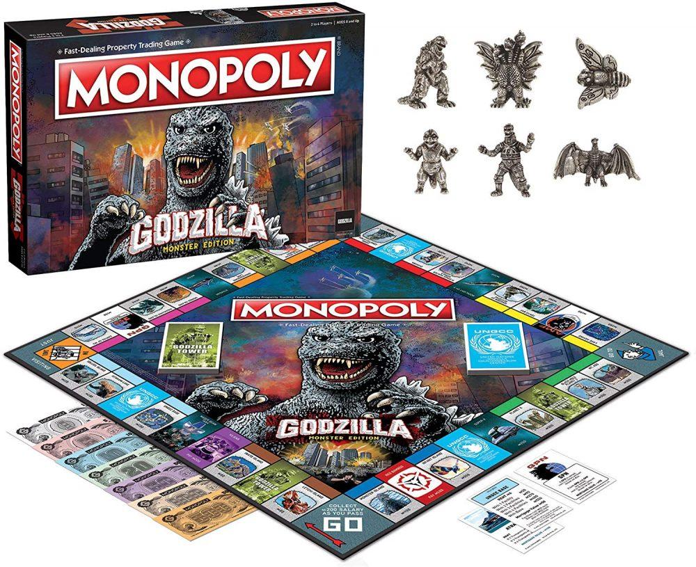 MONOPOLY®: Godzilla