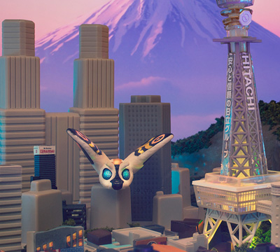 MyKaiju Godzilla | Mothra
