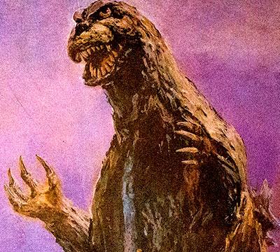 MyKaiju Godzilla | My Album