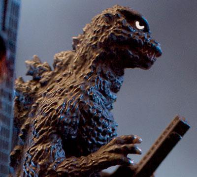 MyKaiju Godzilla | Business Cards