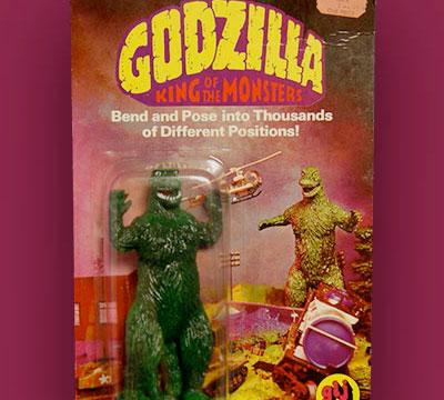 MyKaiju Godzilla | My First Godzilla