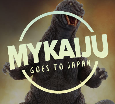 MyKaiju Goes to Japan