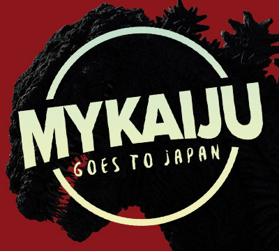 MyKaiju Goes to Japan