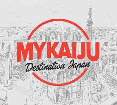 MyKaiju Godzilla | Back to Japan