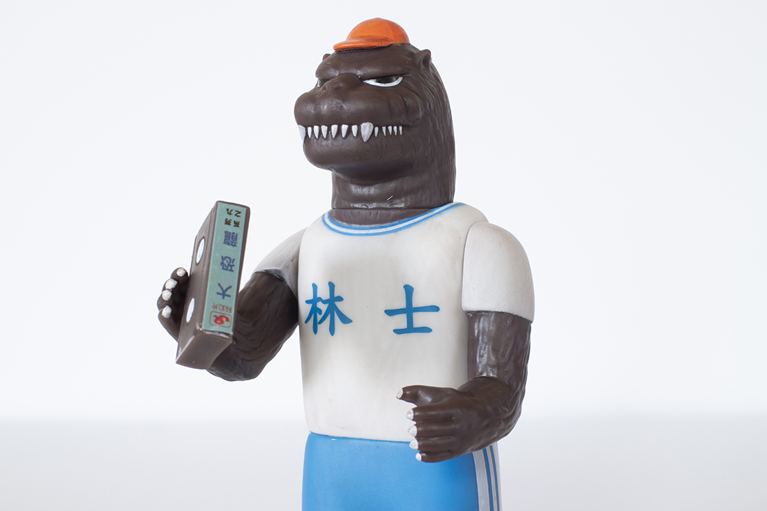 Nozilla Childhood Kaiju Figure by Noger Chen