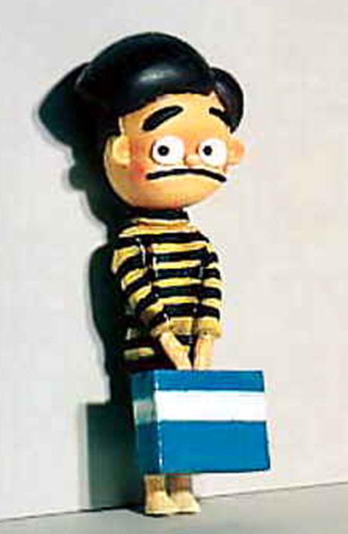 Kaiju Muhochitai Pashin Boy (1991)