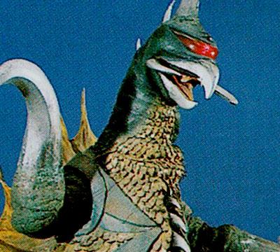 MyKaiju Godzilla | Revoltech Gigan