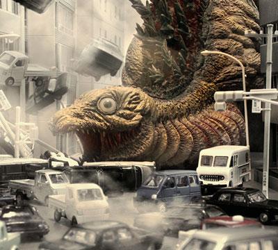 X-Plus Shin Godzilla Second Form
