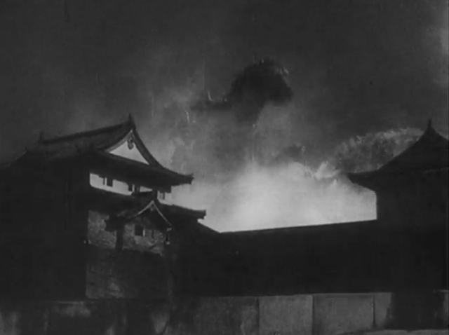 Osaka Castle Sengan Yagura Turret