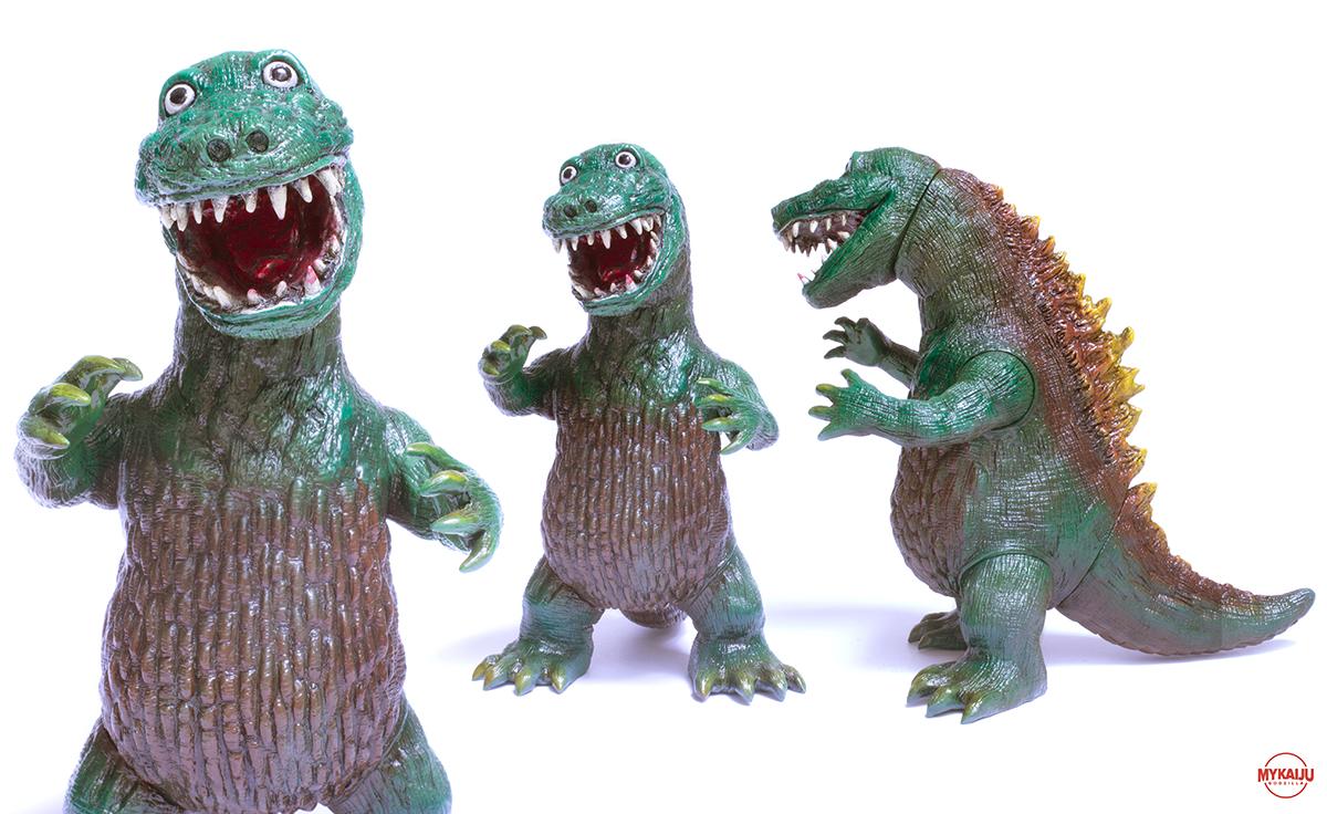 Shigeru Sugiura's Godzilla