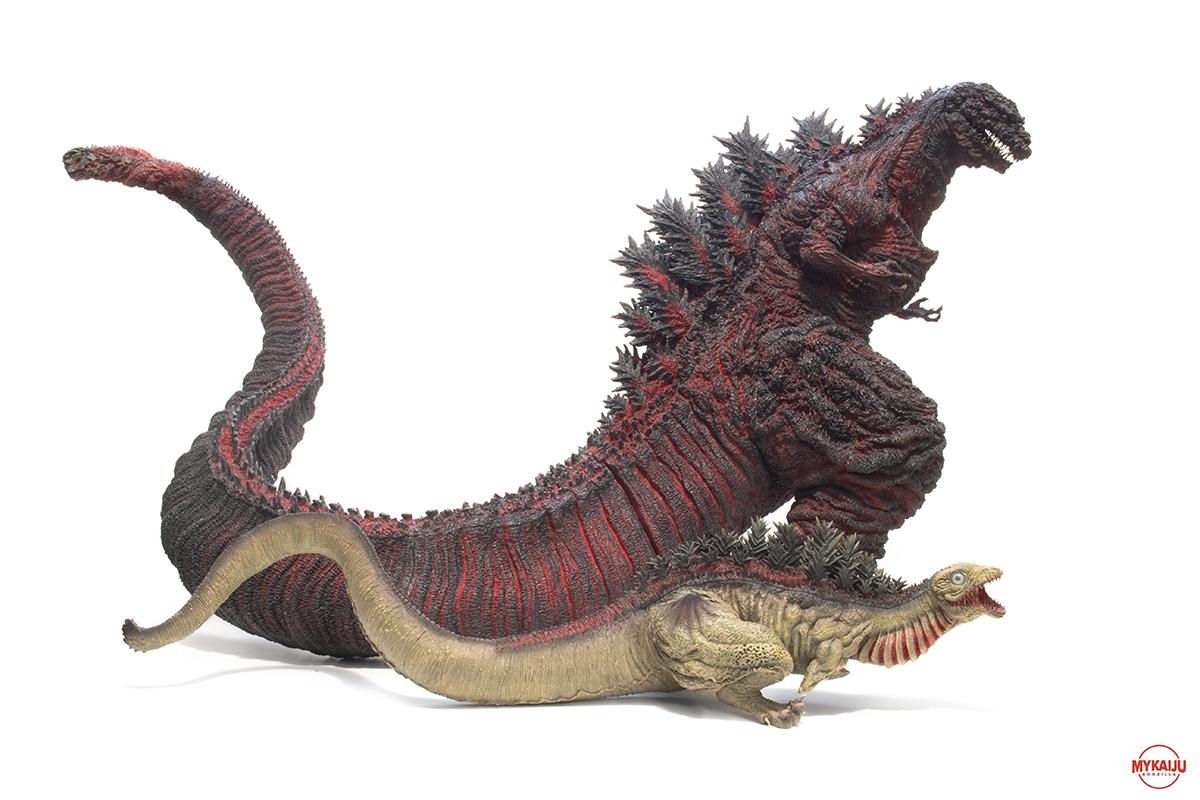X-Plus Shin Godzilla 2nd Form