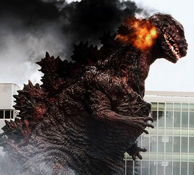 MyKaiju Godzilla | Shin Godzilla Attack