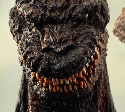 MyKaiju Godzilla | Shin Godzilla Closeup