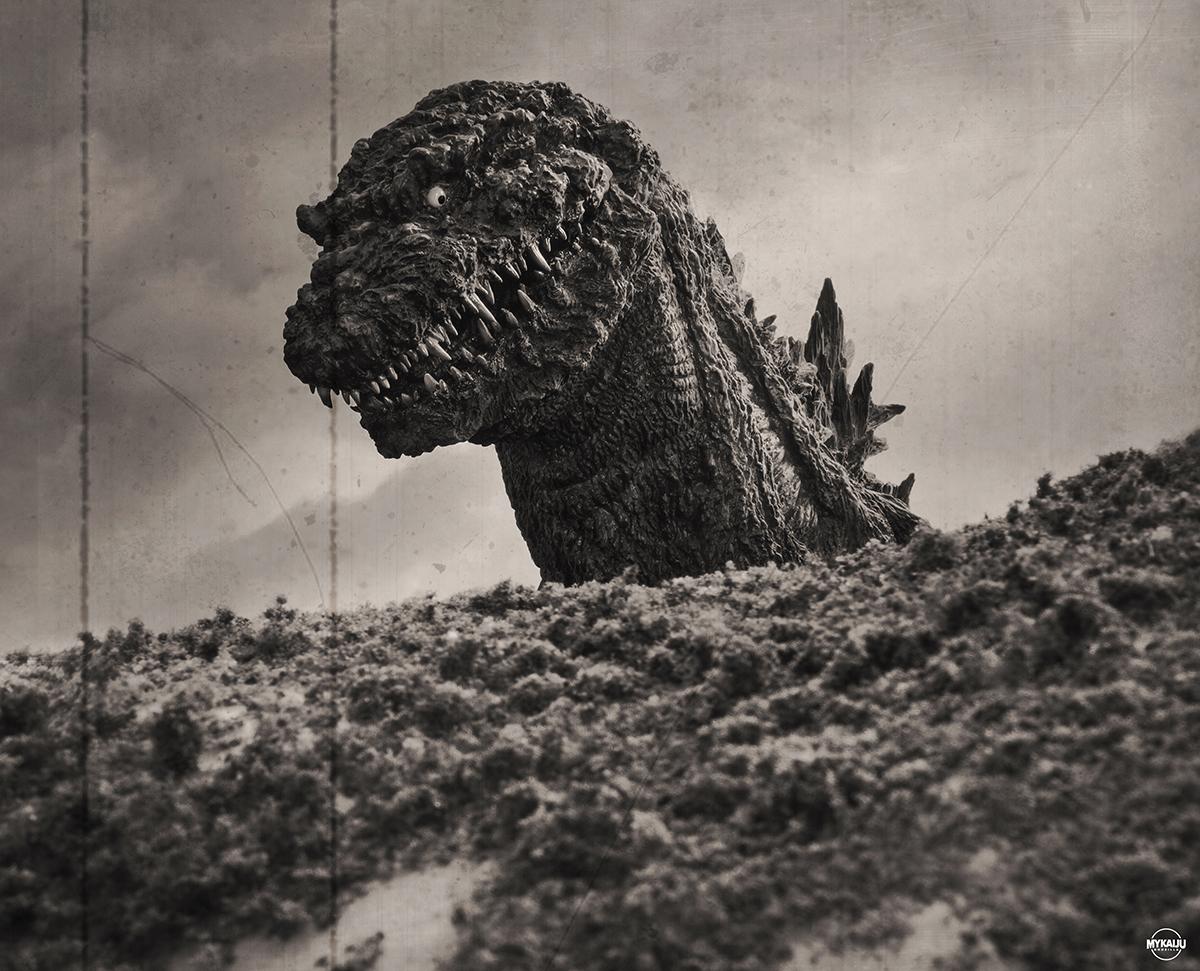 Shin Godzilla Appears