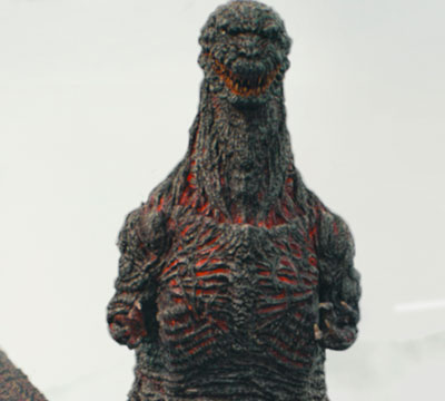 MyKaiju Godzilla | Shin Godzilla Scene