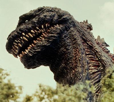 MyKaiju Godzilla | Shin Godzilla in the trees