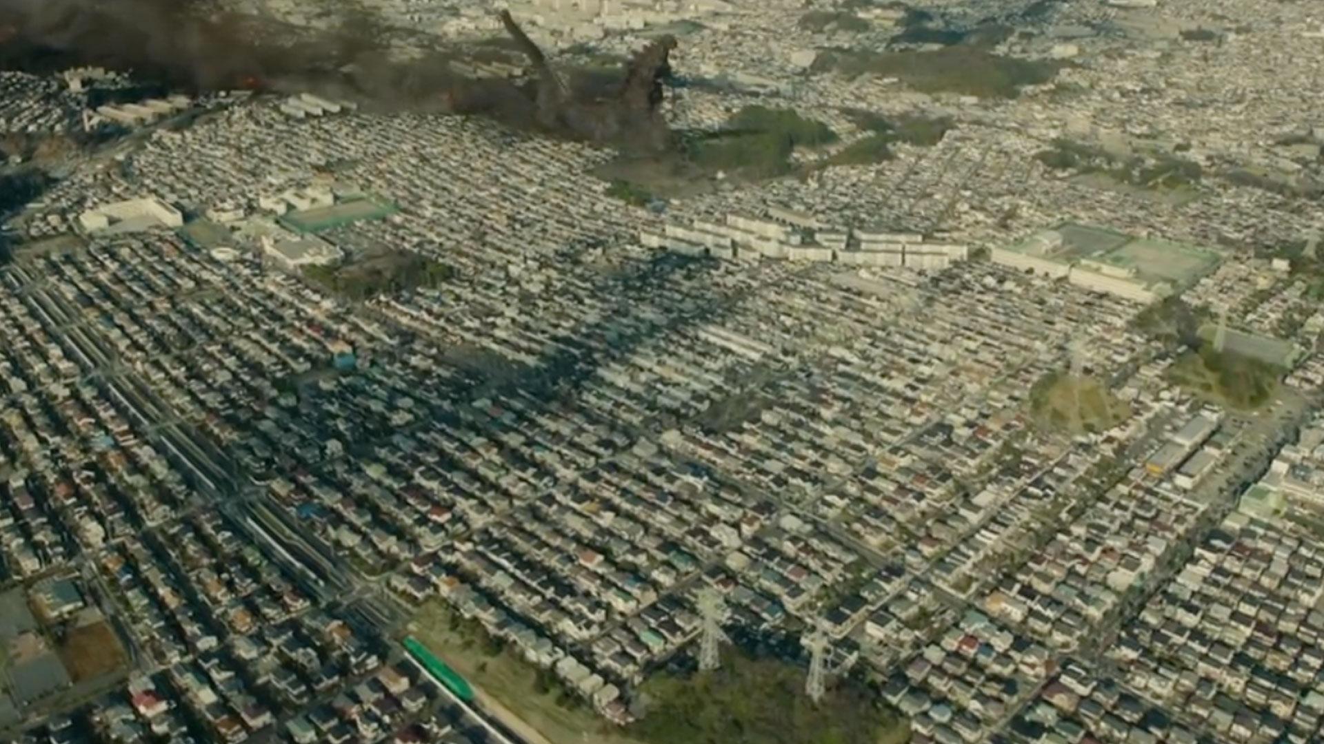 Shin Godzilla Places