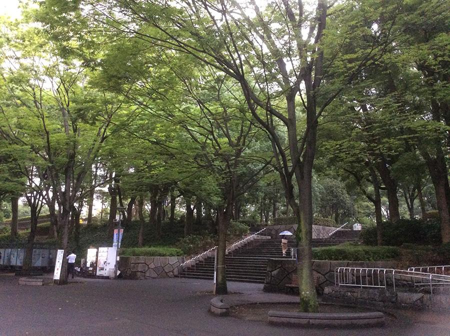 Shinjuku Chou Park