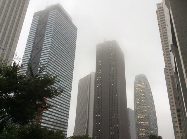 Shinjuku Mitsui Building & Shinjuku Center Building