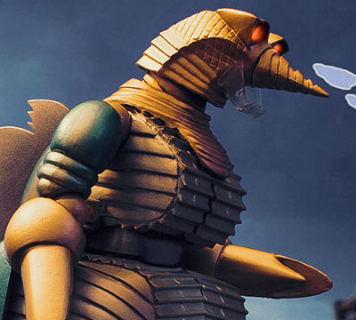 MyKaiju Godzilla | Revoltech MOGERA