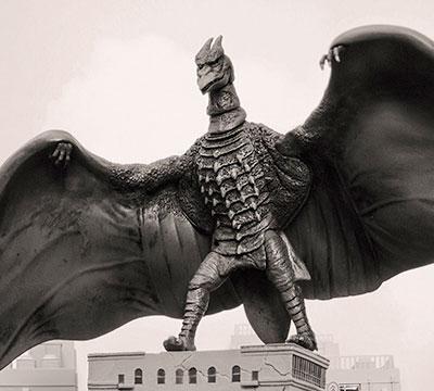 MyKaiju Godzilla | Mighty Rodan