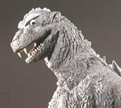 Shodai Godzilla CM