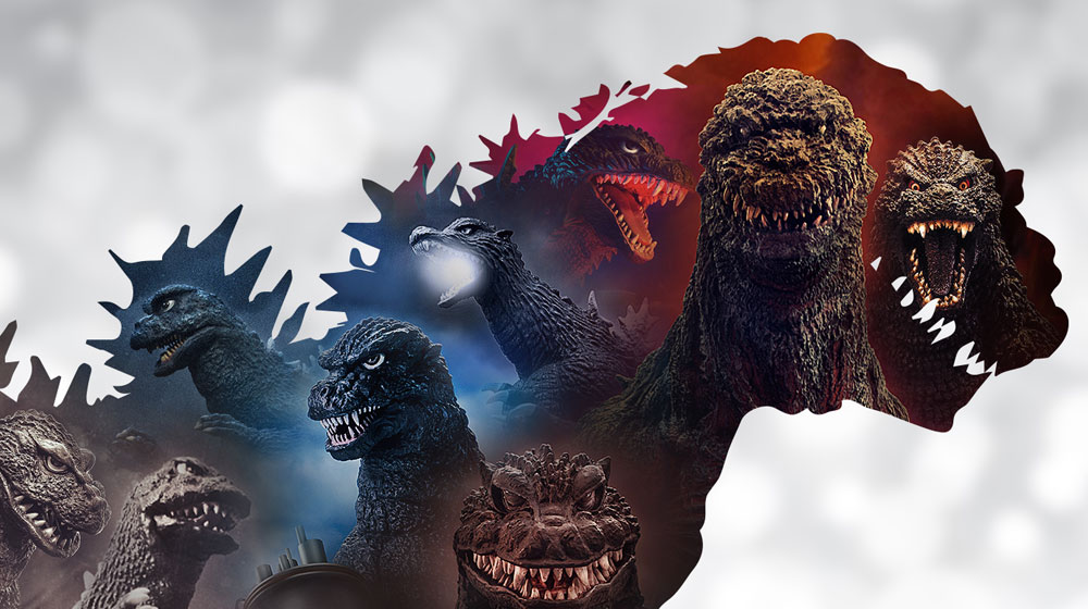From Shodai to Shin Godzilla