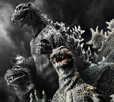 Showa Godzilla Banner