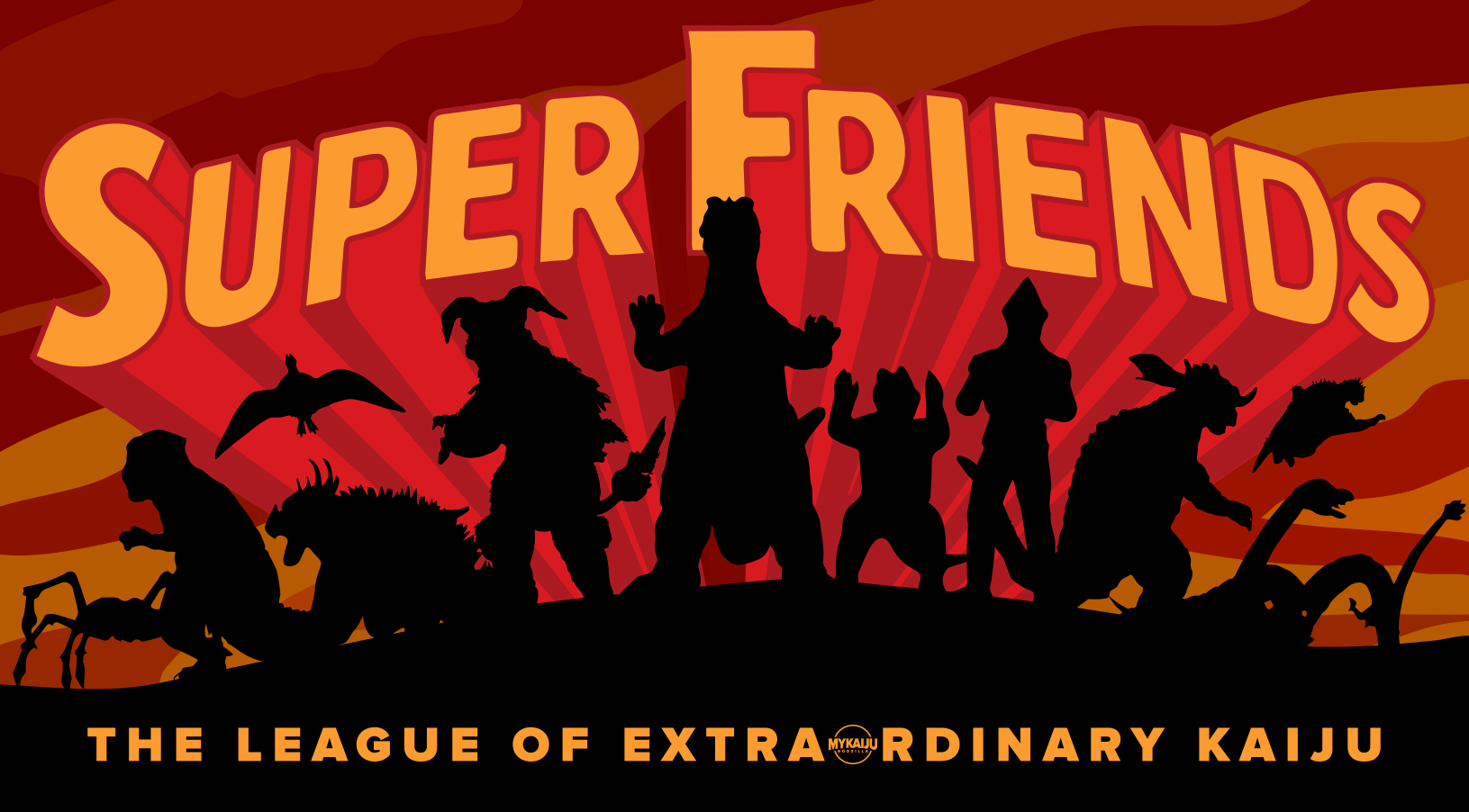 Godzilla and Company are the Super Friends A League of Extraordinary Kaiju