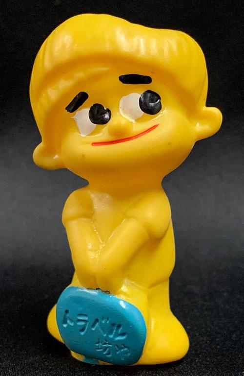 Eisai Travelmin Boy finger puppet (7cm)