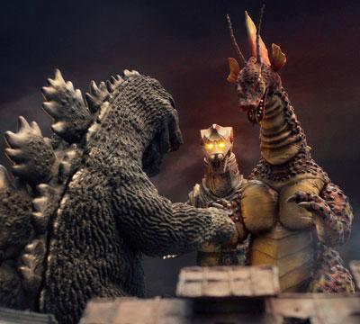MyKaiju Godzilla | Titanic Terror