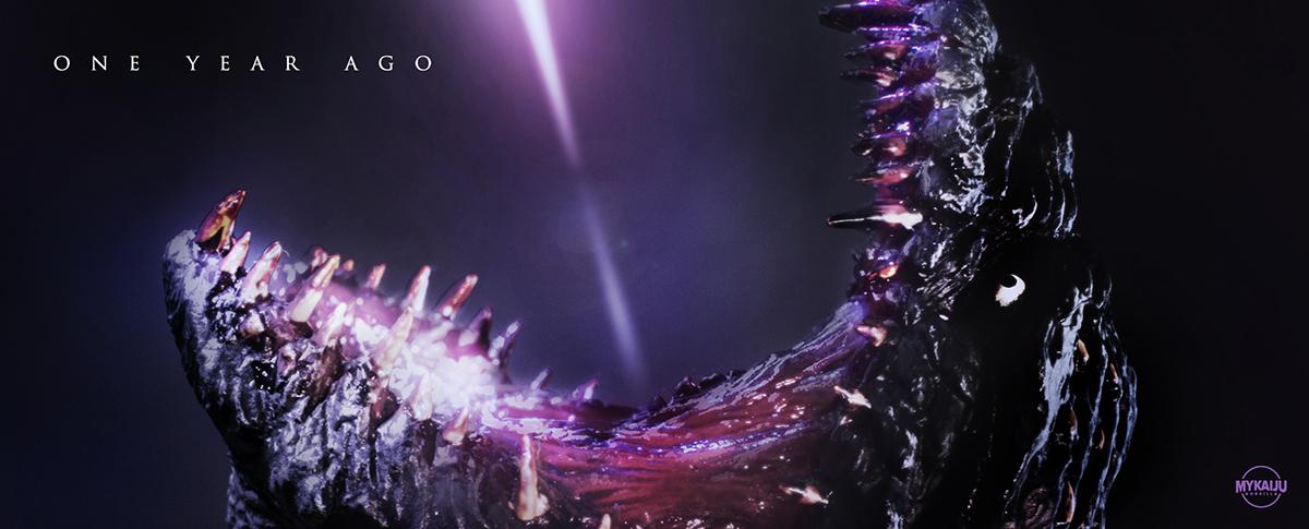 Art Spirits Shin Godzilla