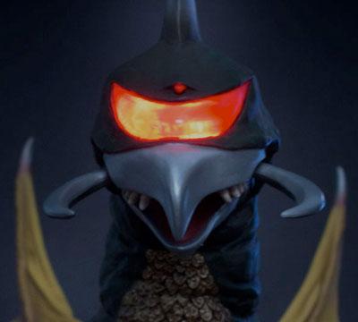 MyKaiju Godzilla | X-Plus Gigan