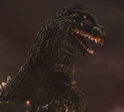 X-Plus Gigantic Godzilla 1989